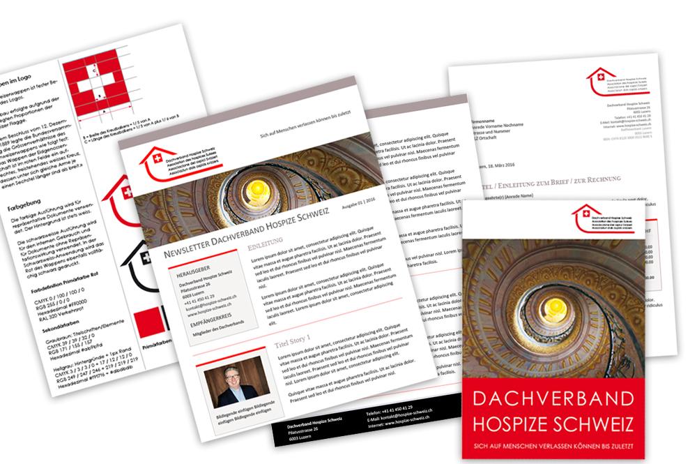 Medienagentur Aquablues Dinhard Nähe Winterthur Gestaltung